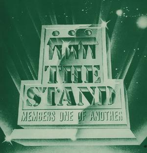 The Enid The Stand (1985) album cover