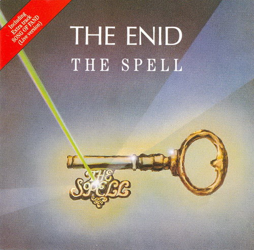 The Enid The Spell album cover