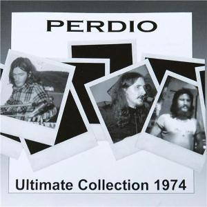 Ultimate Collection 1974 by PERDIO album cover