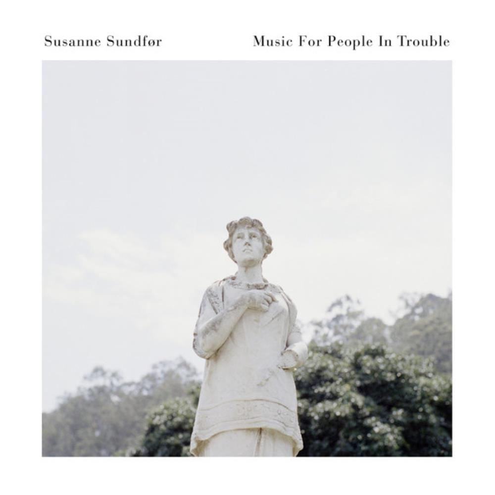 Susanne Sundfør Music For People In Trouble album cover