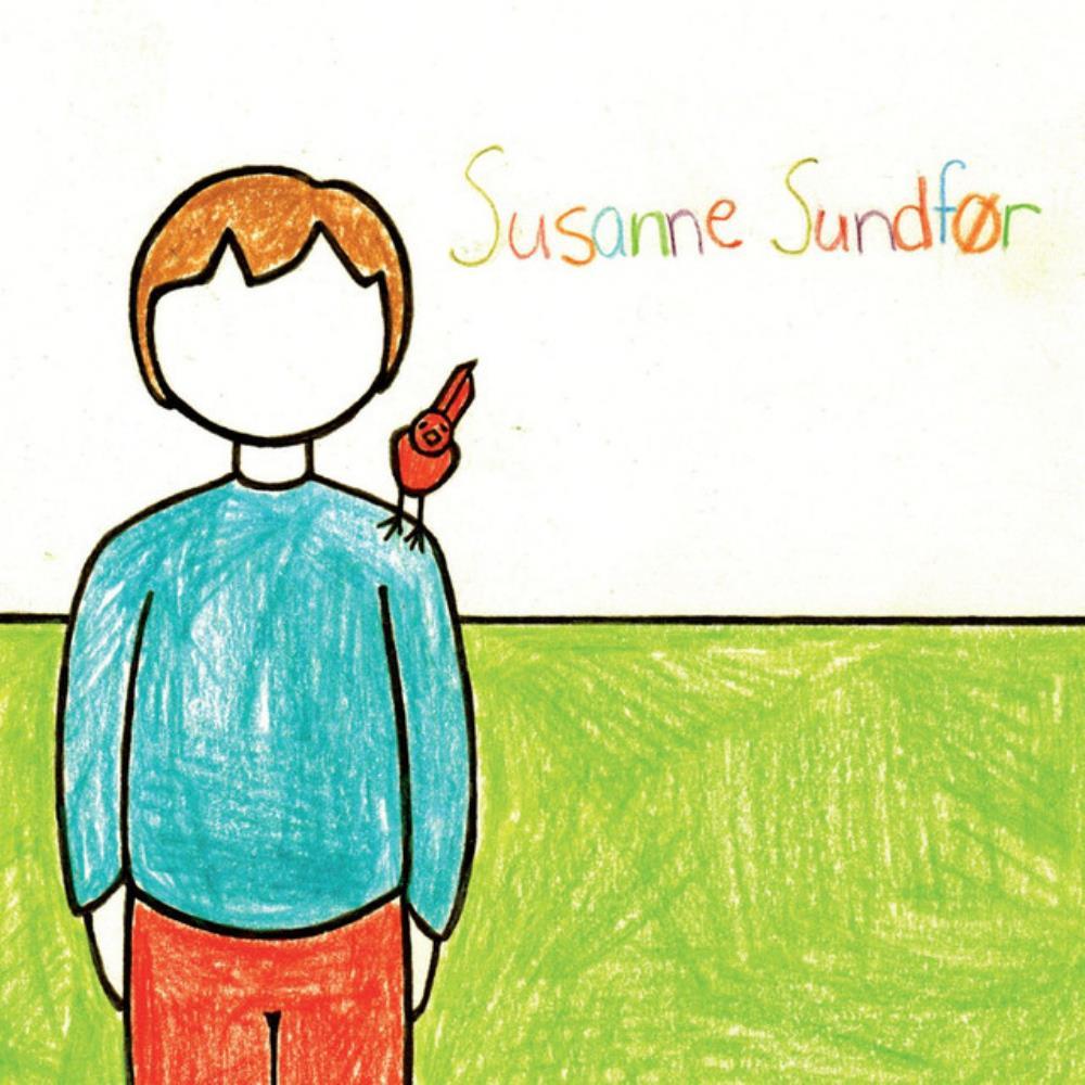 Susanne Sundfør by SUNDFØR, SUSANNE album cover