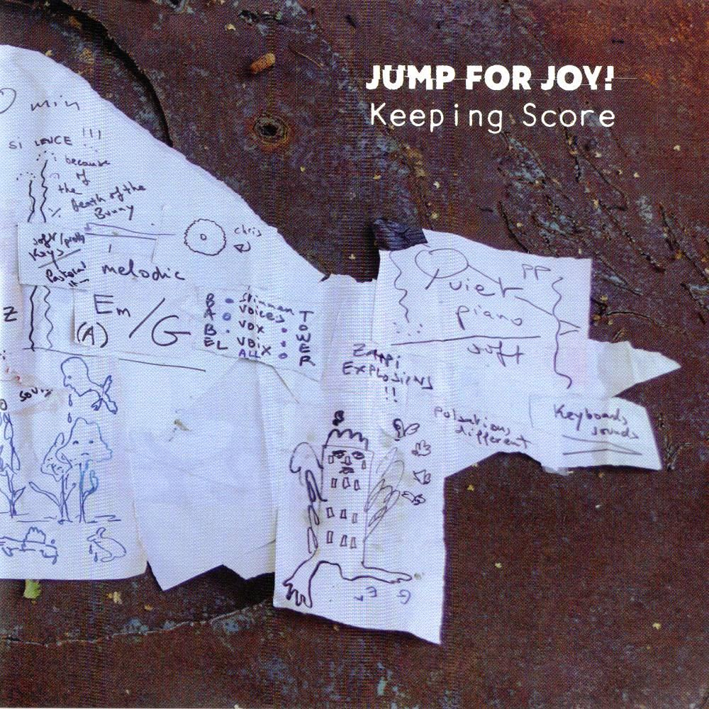 Keeping Score by JUMP FOR JOY! album cover