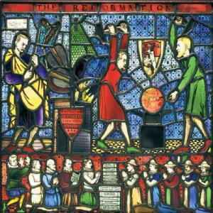 The Reformation - The Reformation CD (album) cover