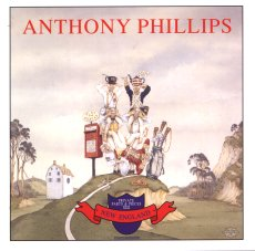 Anthony Phillips - Private Parts & Pieces VIII: New England  CD (album) cover