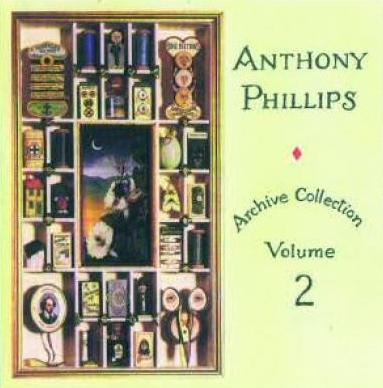 Anthony Phillips Archive Collection Vol II album cover