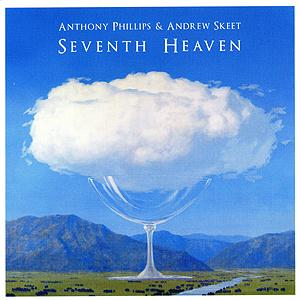 Anthony Phillips Seventh Heaven album cover