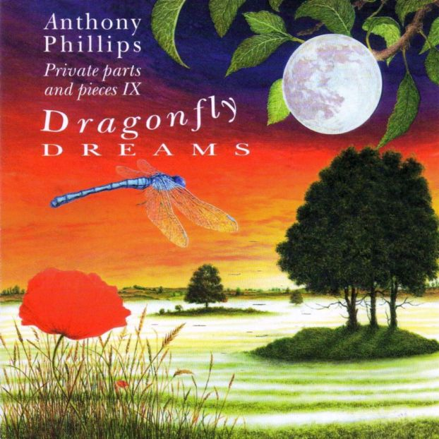 Anthony Phillips Private Parts & Pieces IX: Dragonfly Dreams  album cover