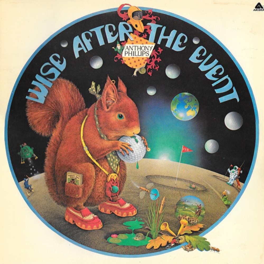 Anthony Phillips - Wise After The Event CD (album) cover