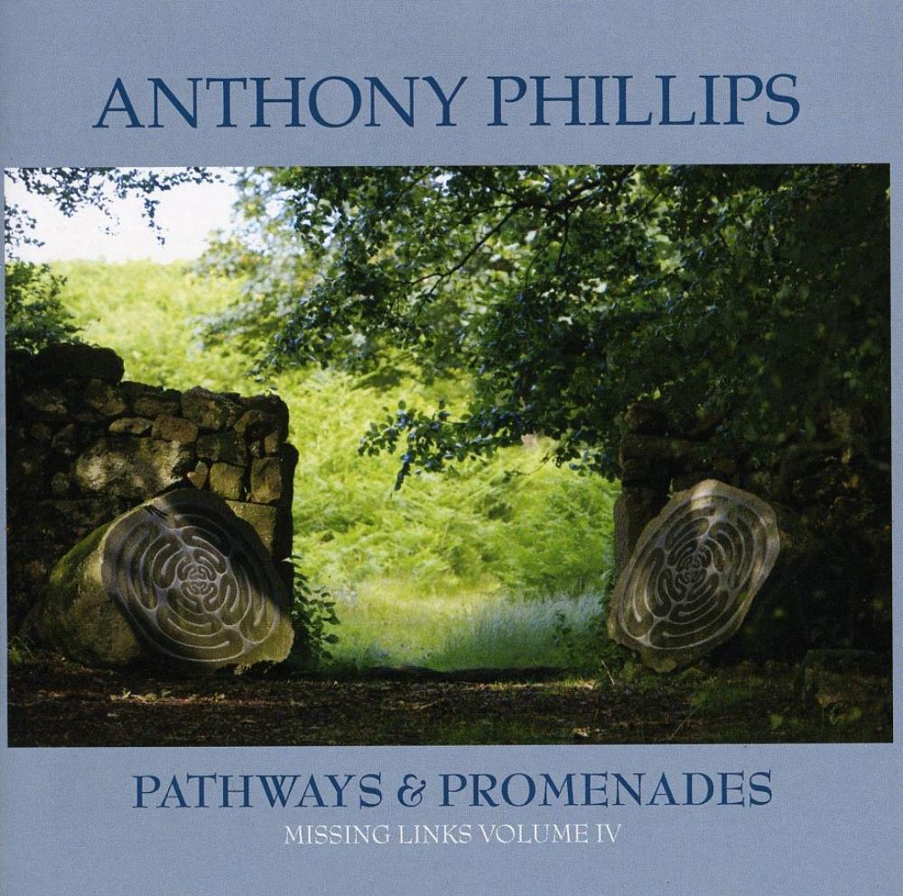Missing Links, Volume 4 - Pathways & Promenades by PHILLIPS, ANTHONY album cover