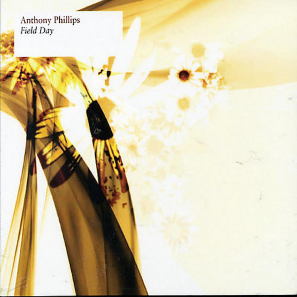 Anthony Phillips - Field Day CD (album) cover