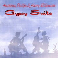 Anthony Phillips Gypsy Suite album cover