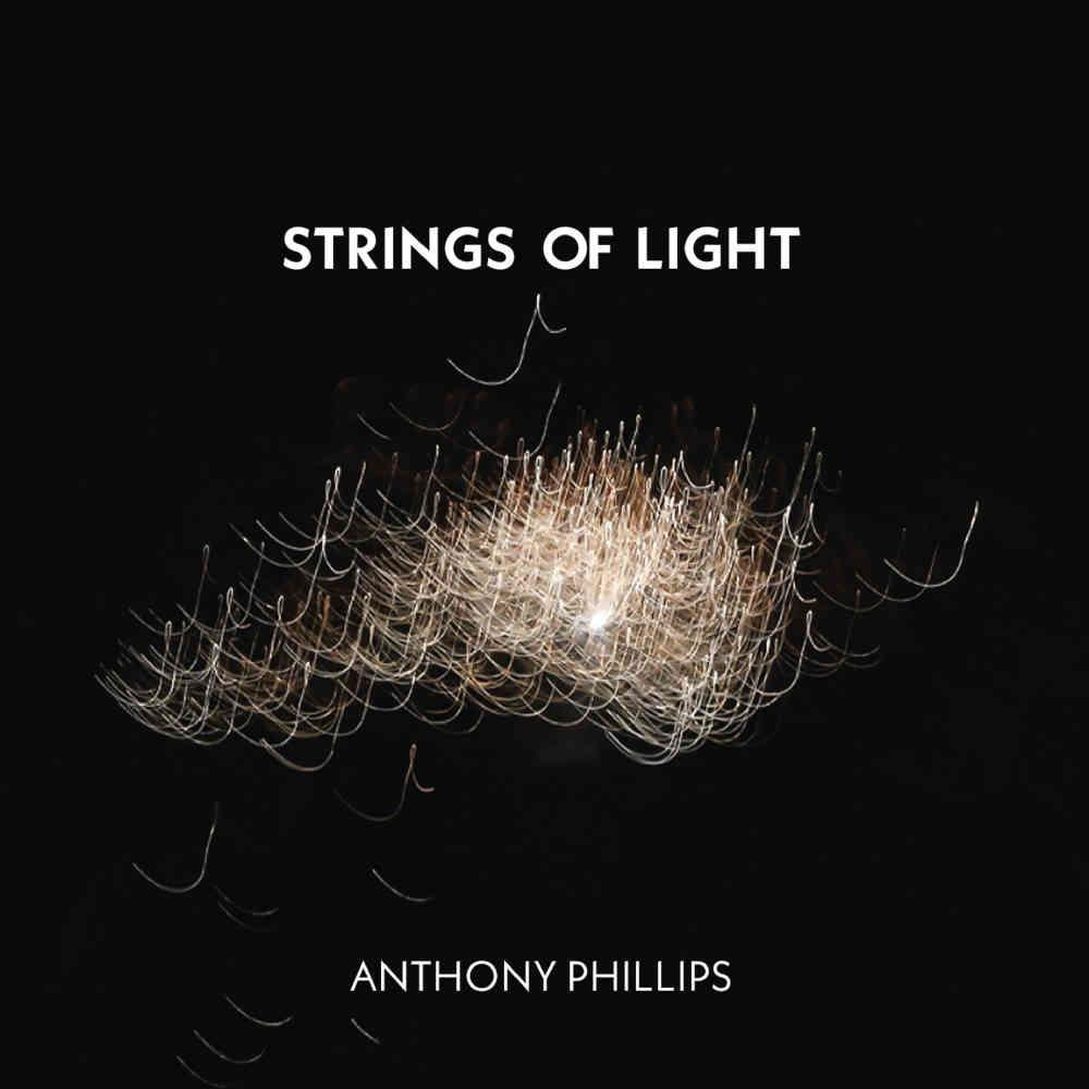 Strings of Light by PHILLIPS, ANTHONY album cover