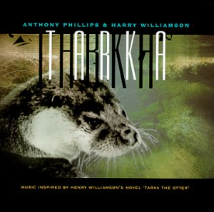 Anthony Phillips - Tarka CD (album) cover