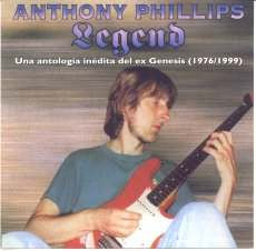 Anthony Phillips Legend album cover