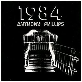 Anthony Phillips - 1984 CD (album) cover