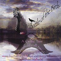 Anthony Phillips Battle of the Birds - A Celtic Tale album cover