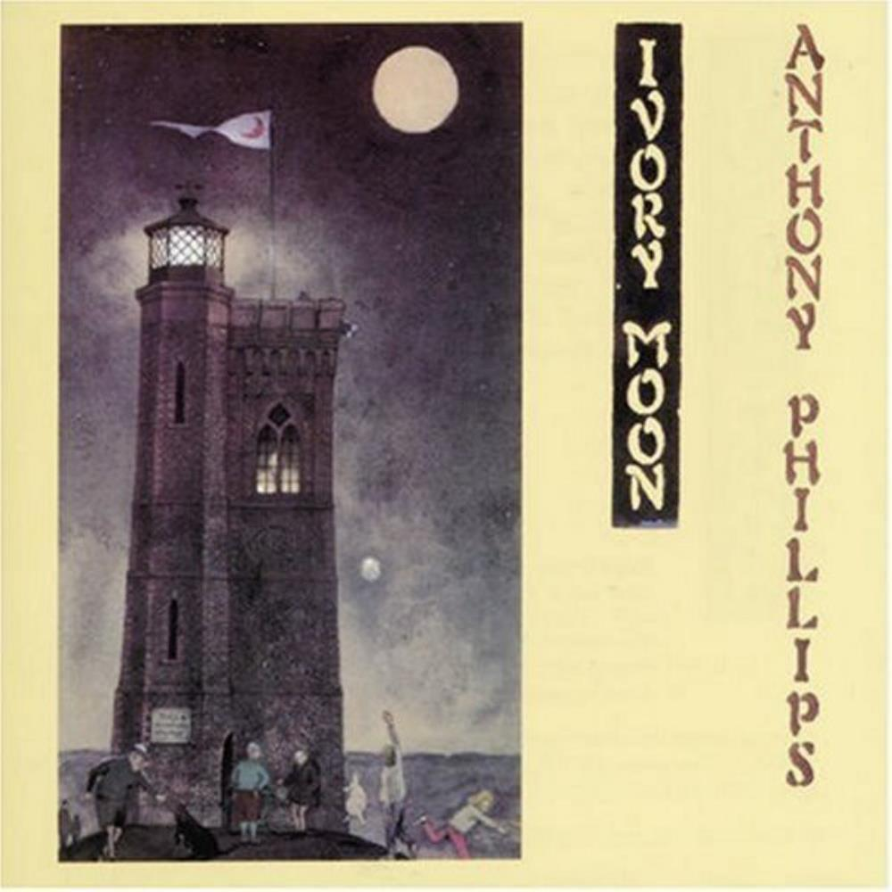 Anthony Phillips - Private Parts & Pieces VI - Ivory Moon CD (album) cover