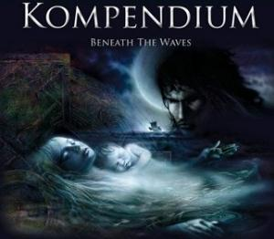 Beneath The Waves by KOMPENDIUM album cover