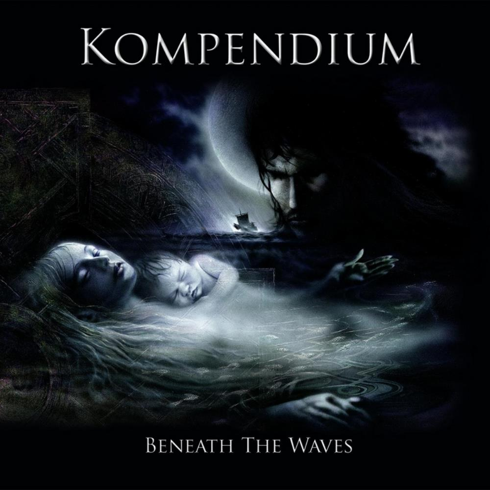 Kompendium - Beneath The Waves CD (album) cover
