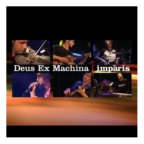 Deus Ex Machina - Imparis CD (album) cover