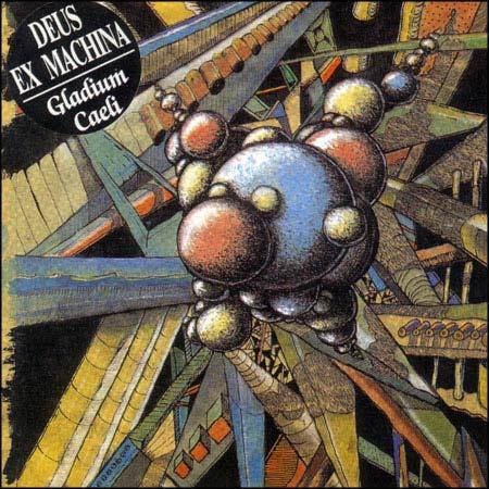 Gladium Caeli by DEUS EX MACHINA album cover
