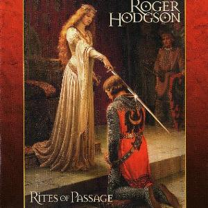 Rites Of Passage by HODGSON, ROGER album cover