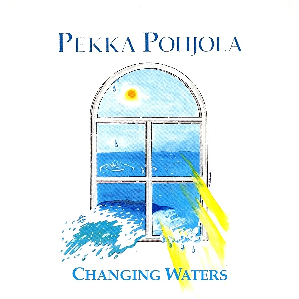 Pekka Pohjola Changing Waters album cover