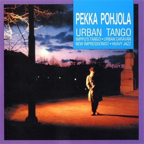 Urban Tango by POHJOLA, PEKKA album cover