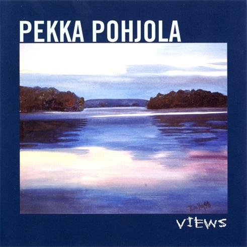 Pekka Pohjola - Views CD (album) cover