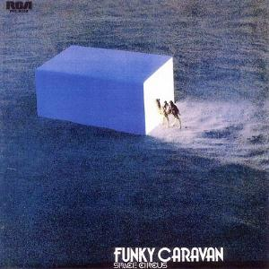 Space Circus Funky Caravan album cover