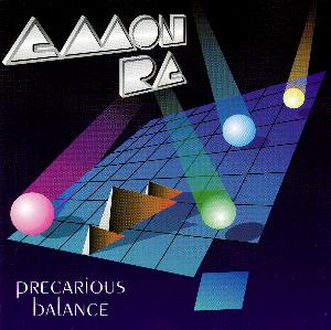 Precarious Balance by AMON RA album cover