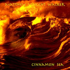Cinnamon Sea by WALKER, MATTHEW VINCENT album cover