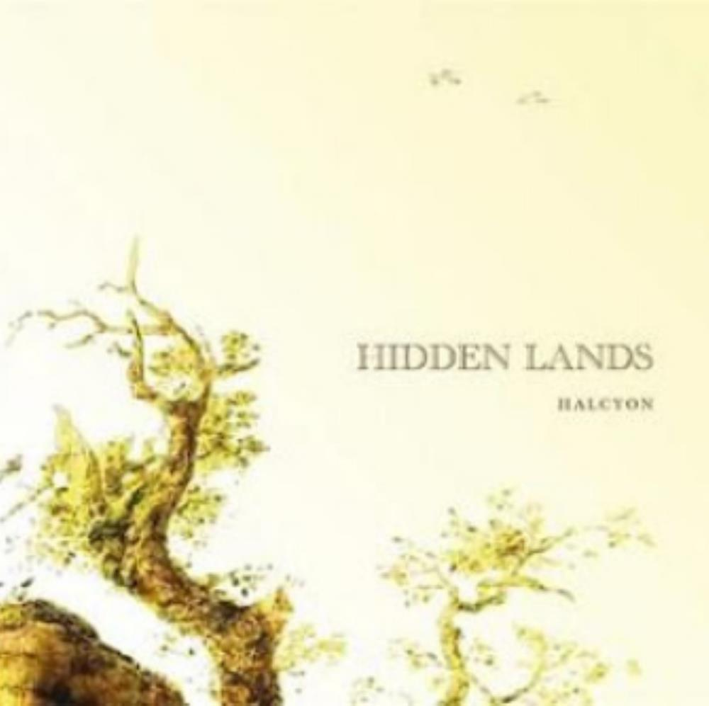 Hidden Lands Halcyon album cover