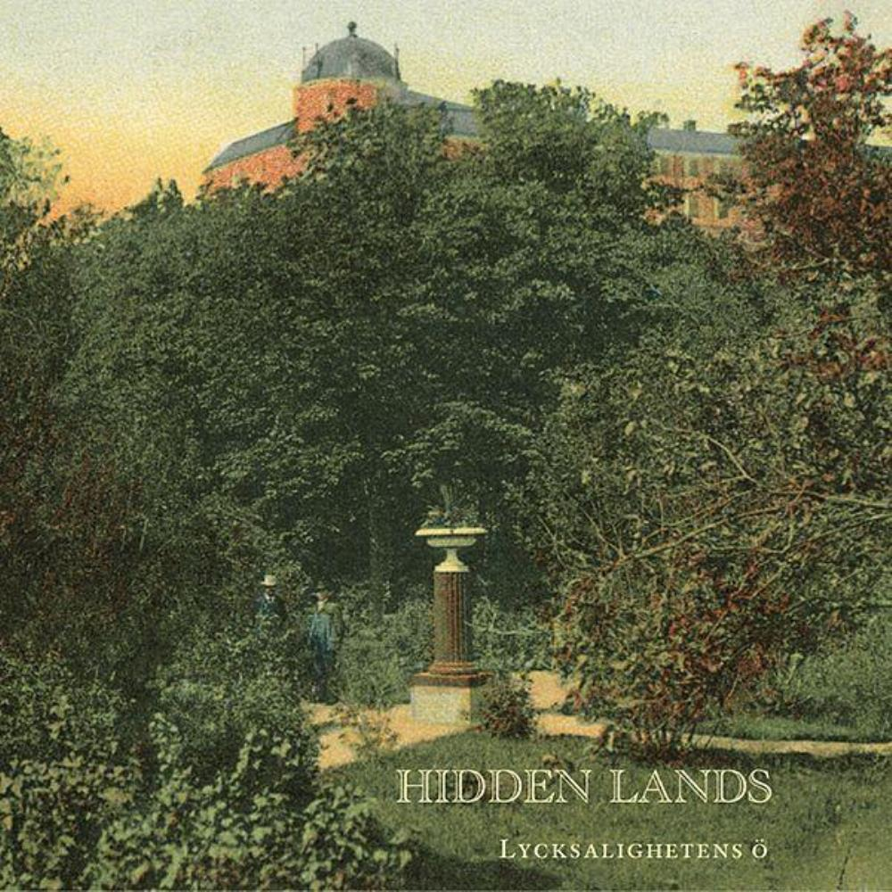 Hidden Lands - Lycksalighetens ö CD (album) cover