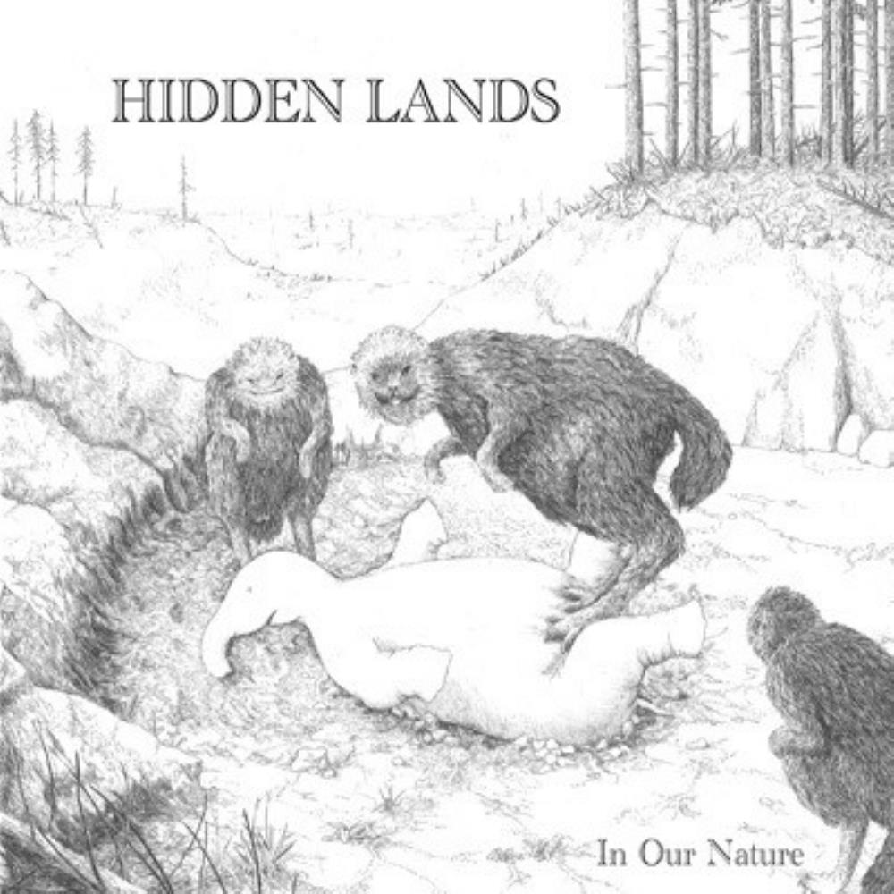In Our Nature by HIDDEN LANDS album cover