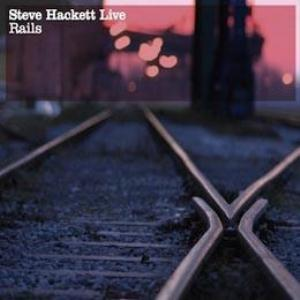 Steve Hackett Rails album cover