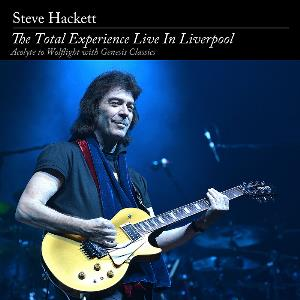 Steve Hackett - The Total Experience Live In Liverpool CD (album) cover