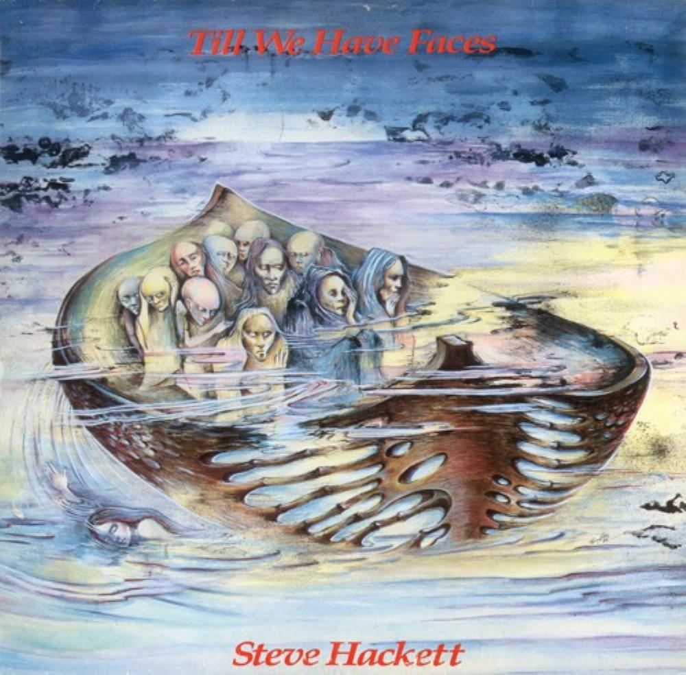 Steve Hackett Till We Have Faces album cover