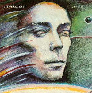 Steve Hackett - Cell 151 CD (album) cover