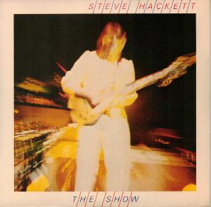 The  Show by HACKETT, STEVE album cover