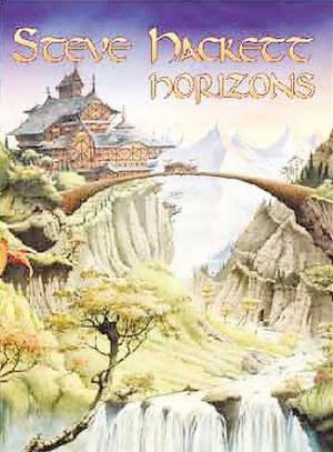 Steve Hackett Horizons (DVD) album cover