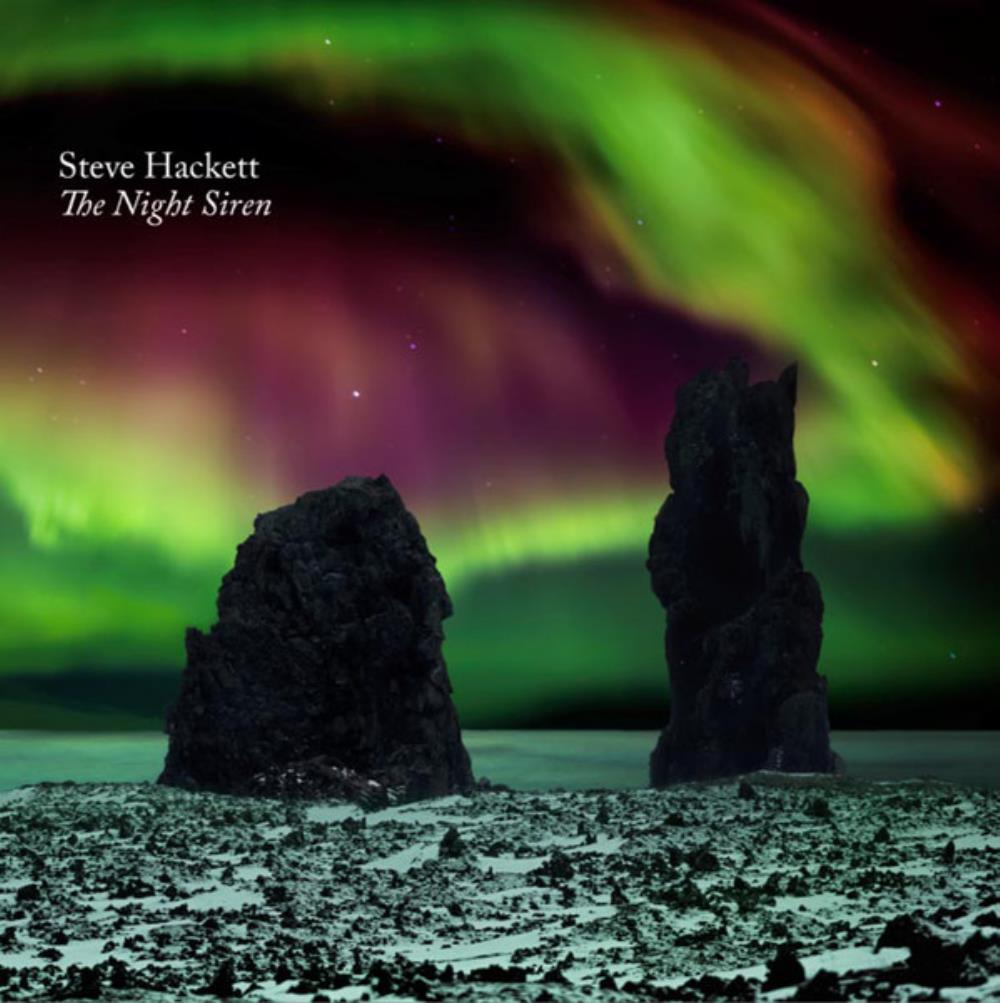 Steve Hackett - The Night Siren CD (album) cover