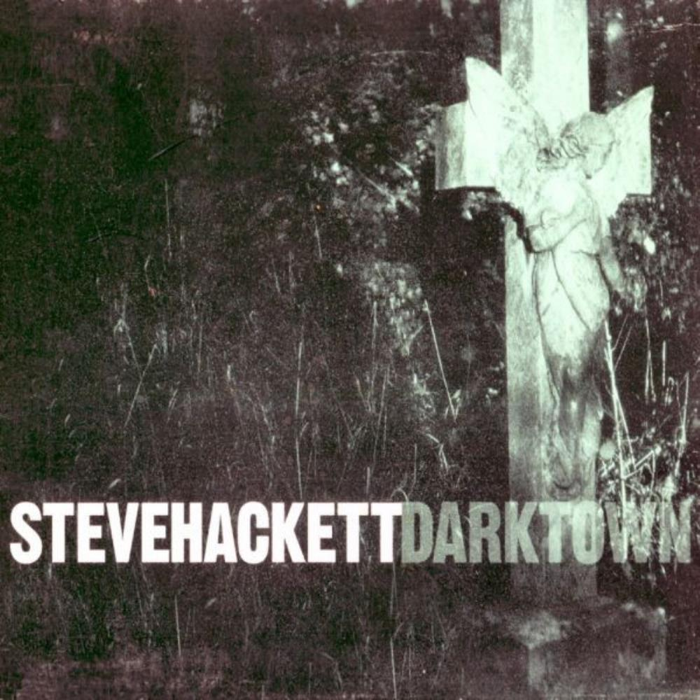 Steve Hackett - Darktown CD (album) cover