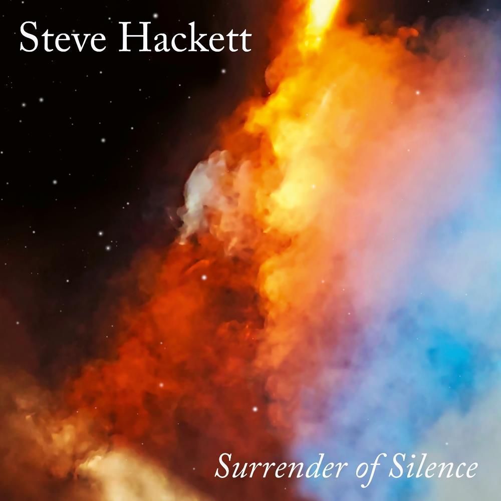 Surrender of Silence by HACKETT, STEVE album cover