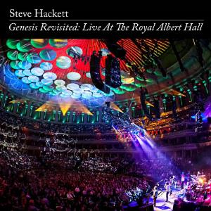 Steve Hackett - Genesis Revisited : Live at The Royal Albert Hall CD (album) cover
