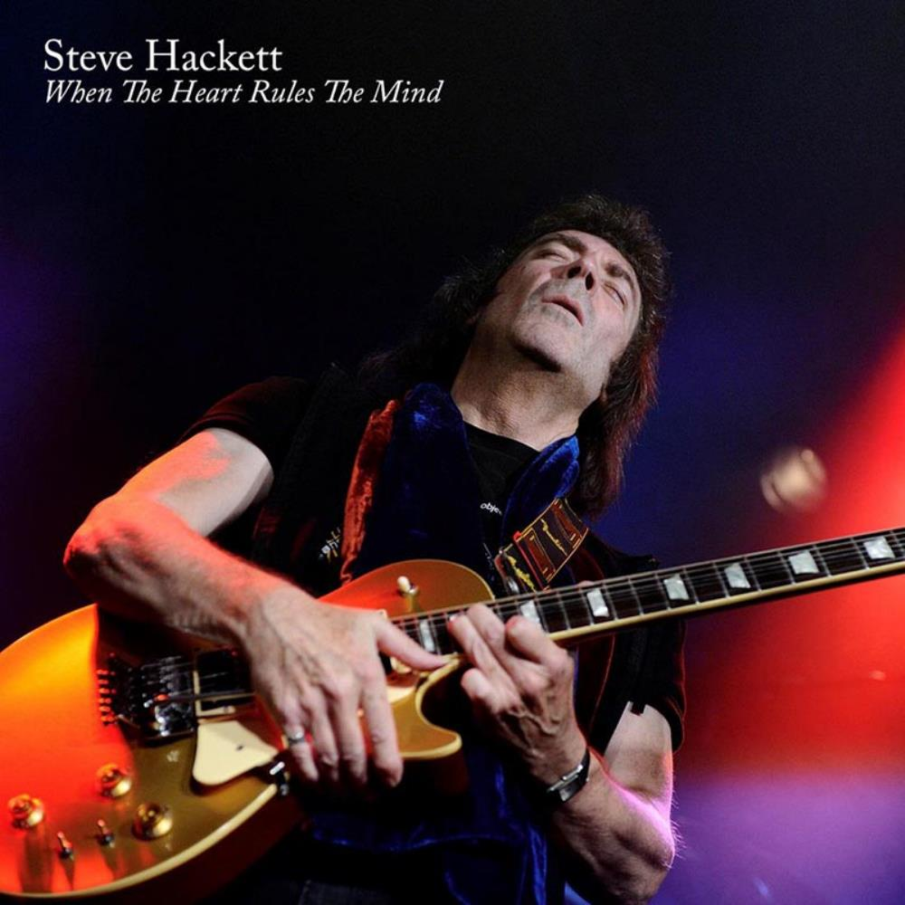 When the Heart Rules the Mind by HACKETT, STEVE album cover