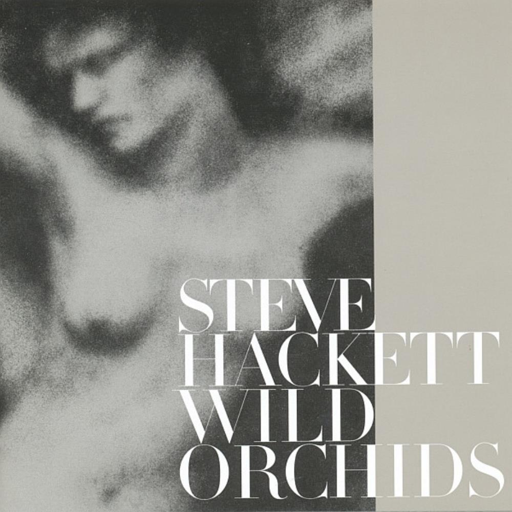 Steve Hackett - Wild Orchids CD (album) cover