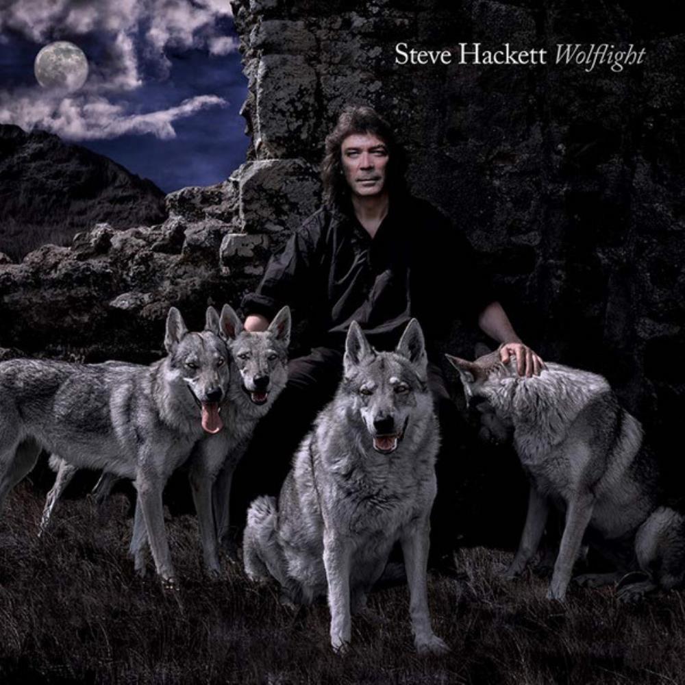 Wolflight by HACKETT, STEVE album cover