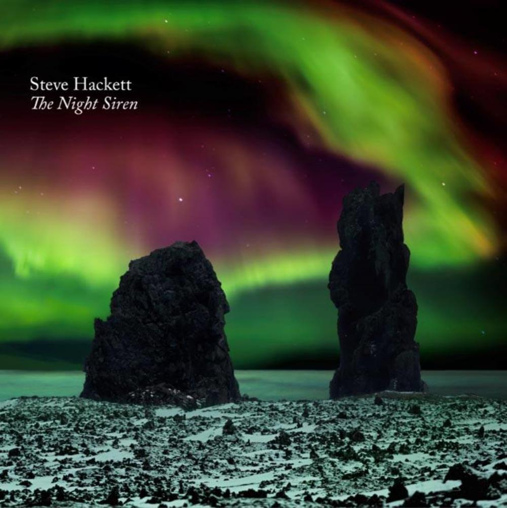 The Night Siren by HACKETT, STEVE album cover