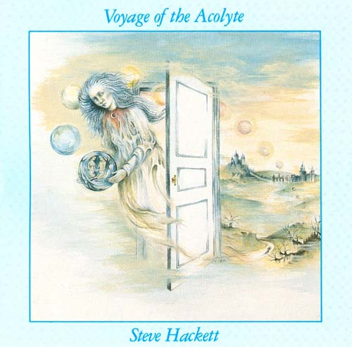 Steve Hackett Voyage Of The Acolyte album cover